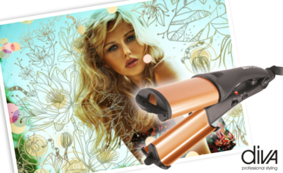 Create the perfect Festival Hair Diva Big Waves Glamorisor | Salons Direct
