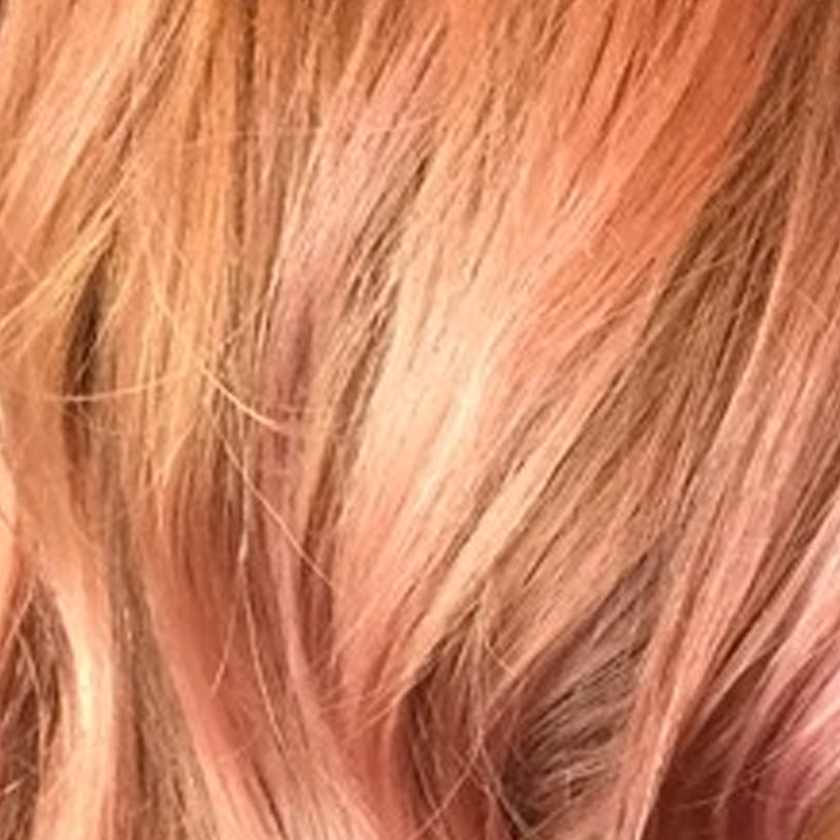 Neihule Nail Salon Los Angeles: Rose Gold Hair By Ariana Garcia