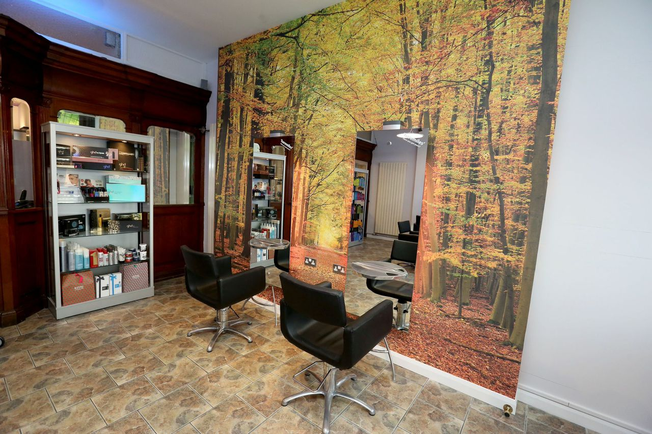 Salon Design | Salons Direct