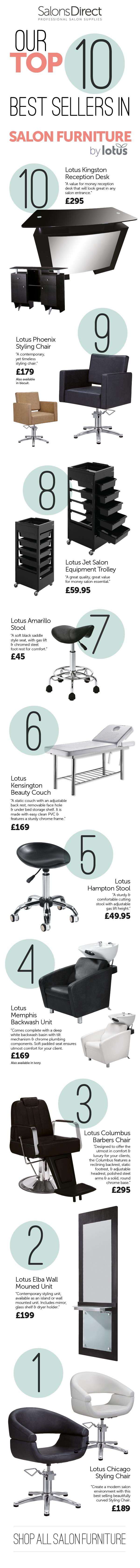 Salon Furniture | Salons Direct