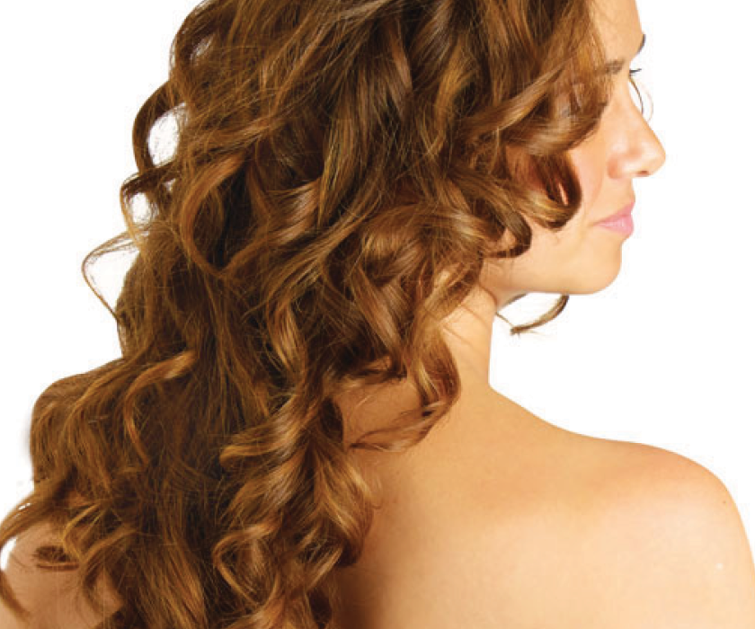 How to use Curlformers to create permanent waves on long
