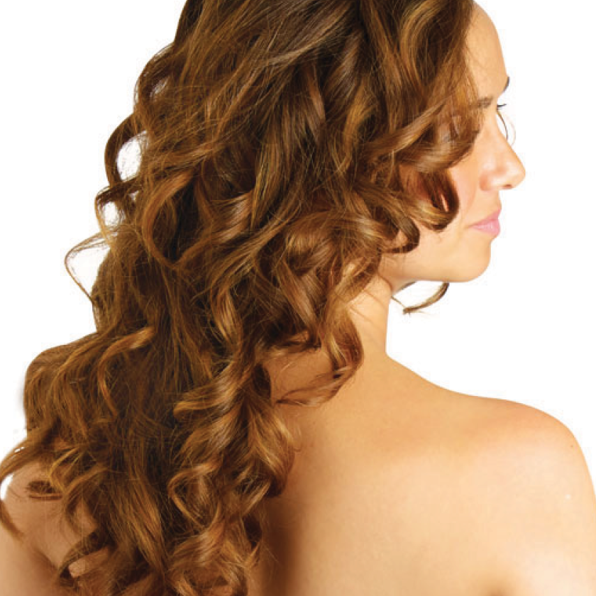 ... How to use Curlformers to create permanent waves on long, thick hair