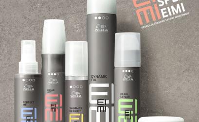 Wella EIMI Hair Range | Salons Direct