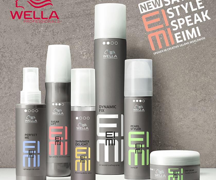 Wella EIMI Hair Range   Salons Direct