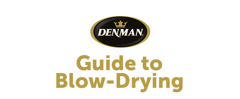 Guide to Blow Drying Denman