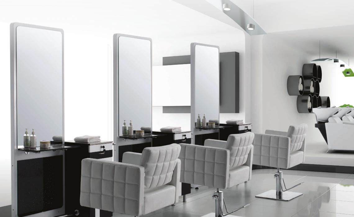 Creating the perfect salon interior - Salons Direct