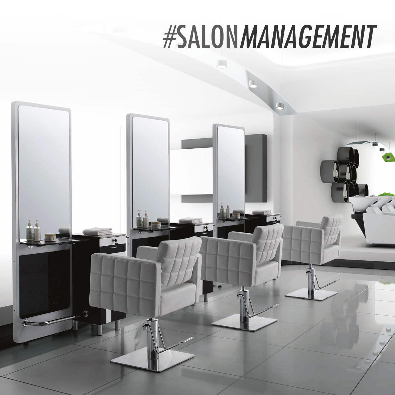 creating the perfect salon interior salons direct - Table Salon Design