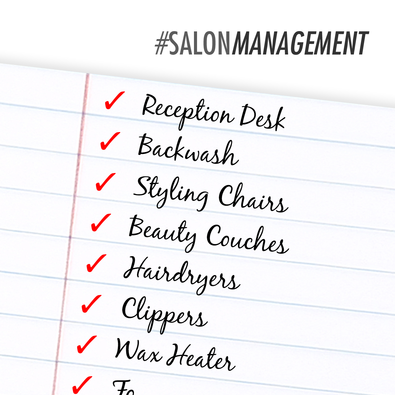 Everything You Need For Your New Salon | Salons Direct