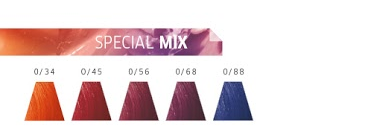 always mix special mix with colour touch emulsion in radio 12 discover colour touch - Wella Color Touch Special Mix