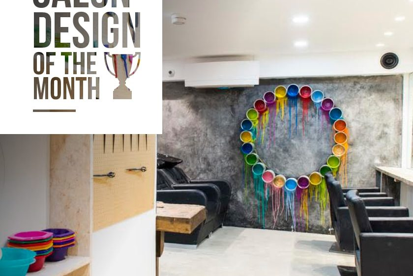 Salon Design of the Month: Not Another Salon