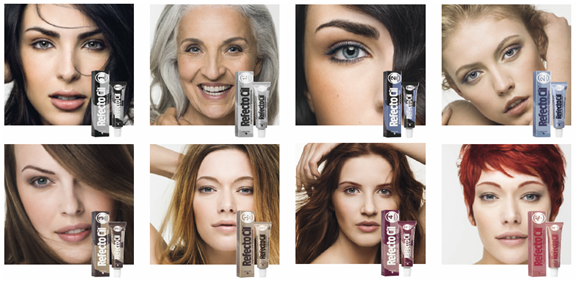 Create Custom Colour Brows With Refectocil