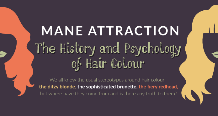 What your hair colour says about you