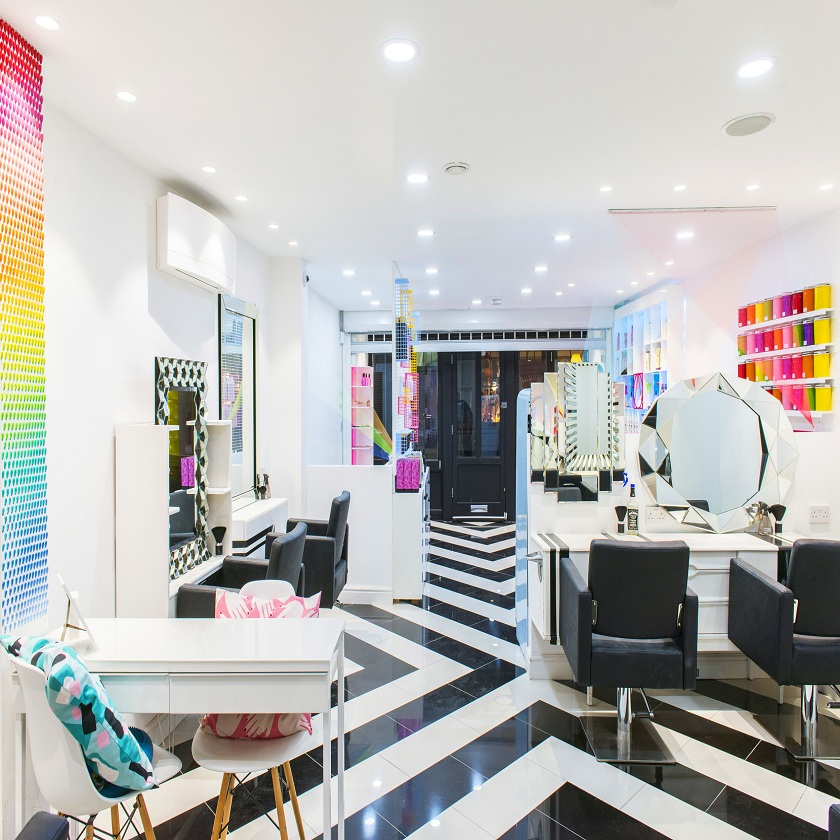 salon decorating ideas 4 do s and 3 don 39 ts salons direct