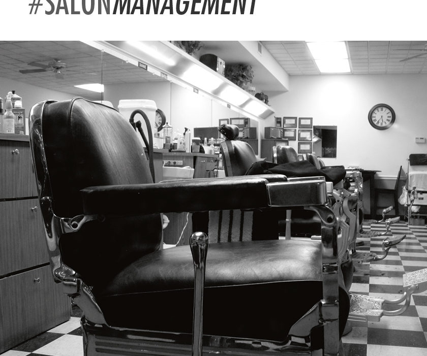 Salon hairdressing char for rent