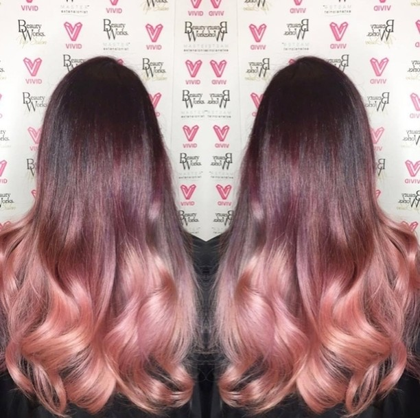 How amazing is this colour?! beautyworksonline  salonsdirect salon hairstylisthellip