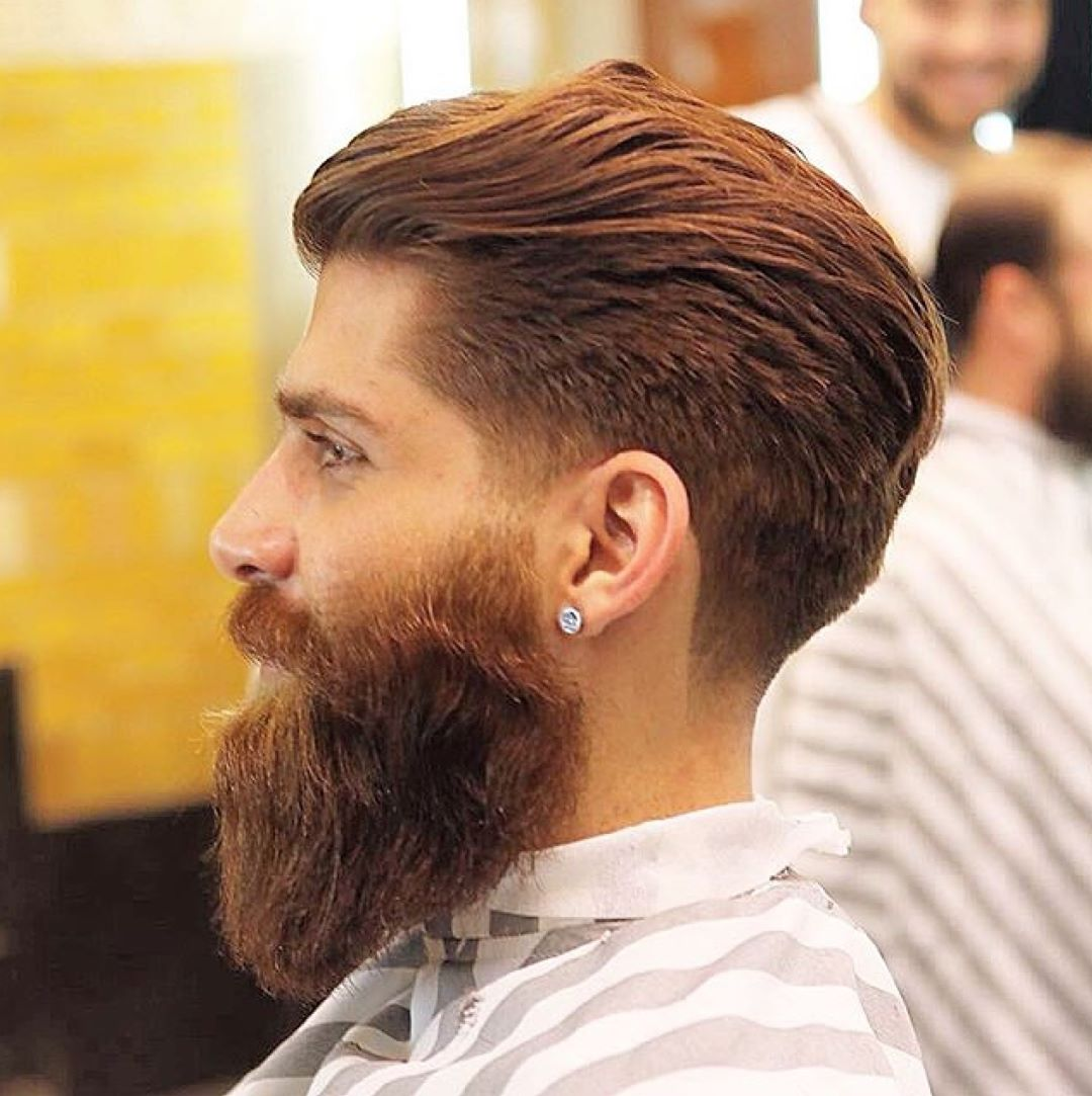 We love this cut and style by barberbirdman  barberlifehellip