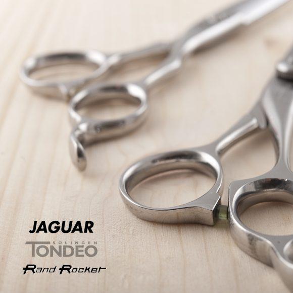 Guide To Hairdressing Scissors Featuring Tondeo & Jaguar Scissors