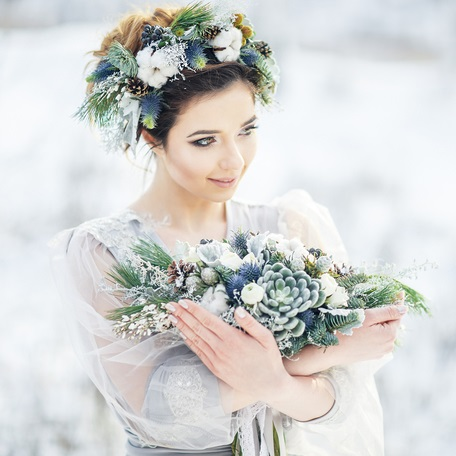 There Is Something Simply Magical About An Enchanting Winter Wedding And Here At Salons Direct We Know How Important It To Create The Right Hair Style