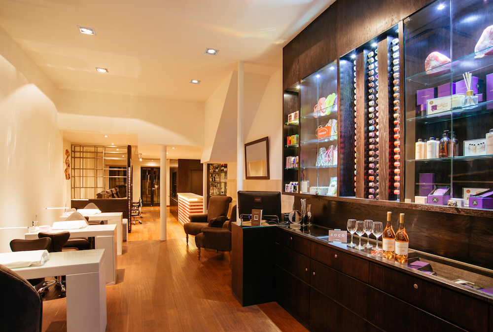 5 minutes with coco nail bar london salons direct - Nail salons in london ...