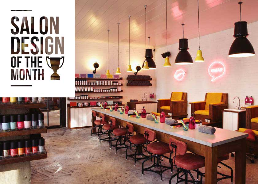 Salon Design Of The Month: Cheeky | Salons Direct