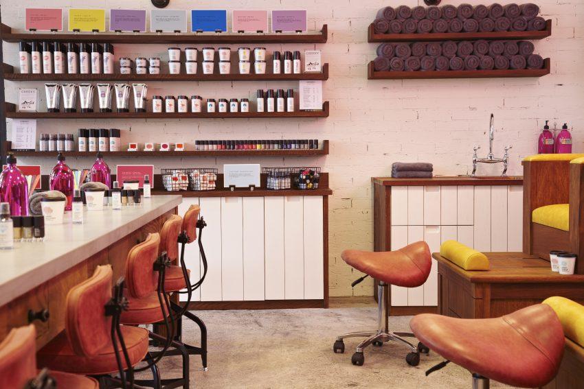 Cheeky nail salon London