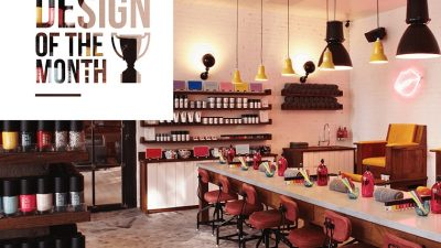 Salon Design Of The Month: Cheeky, Redchurch Street