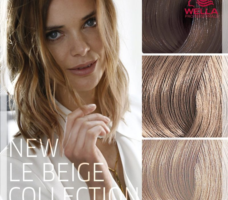 Koleston Perfect And The New Le Beige Collection Salons Direct