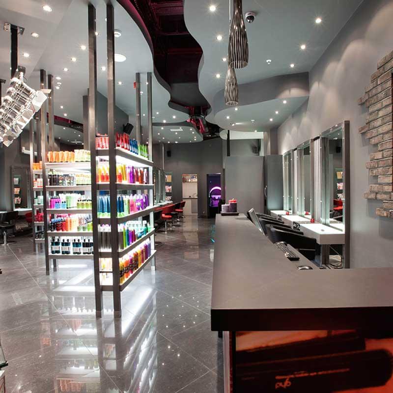 Spotlight on the seanhanna salon in sutton salons direct for Salon hanna