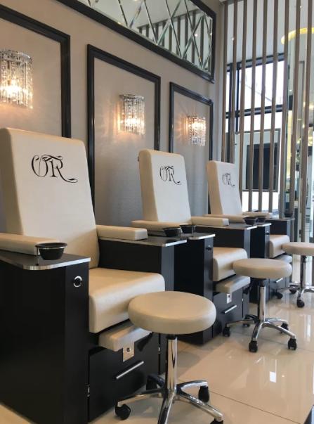 The Ocean Rooms salon in Southampton
