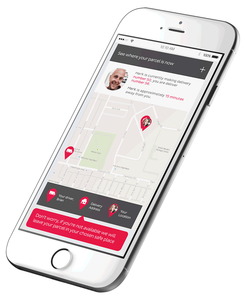 dpd delivery salons direct