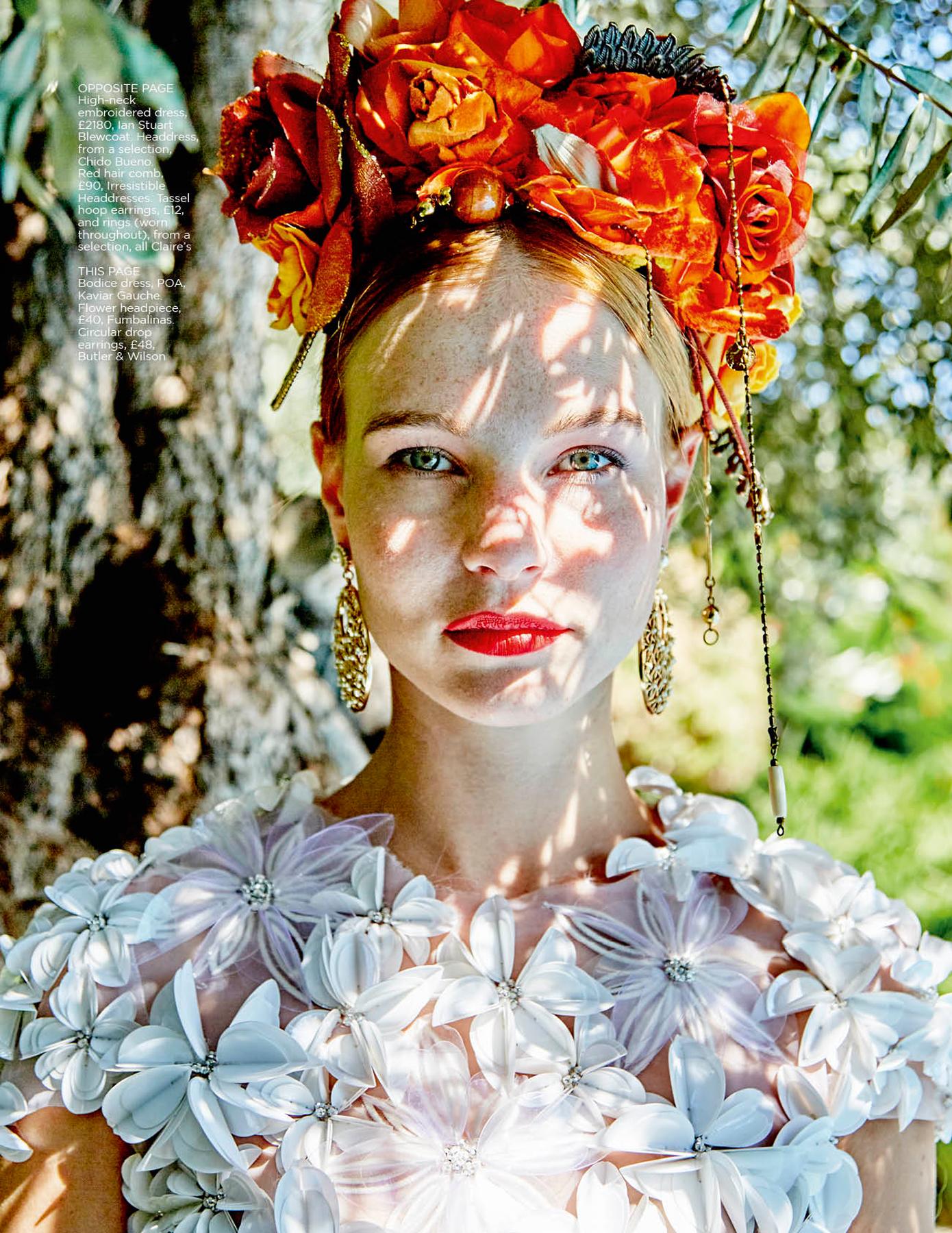 make up by Sally Kvalheim