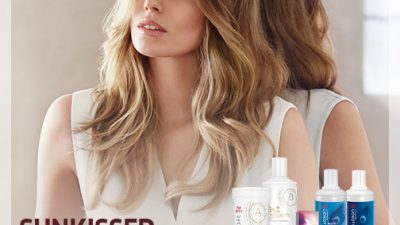 Sunkissed Winter Blonde By Wella Professionals