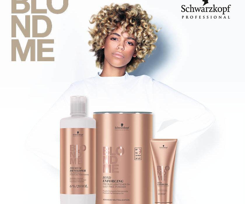 Blonde Consultation With Schwarzkopf Blondme Salons Direct