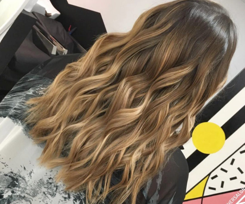 Perfect The Art Of Balayage Colouring