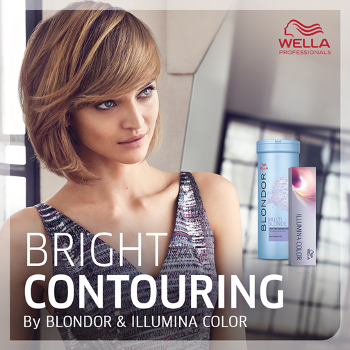 Discover Bright Contouring By Blondor And Illumina Colour Salons