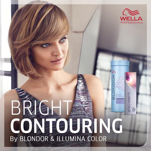 Bright Contouring by Blondor and Illumina colour