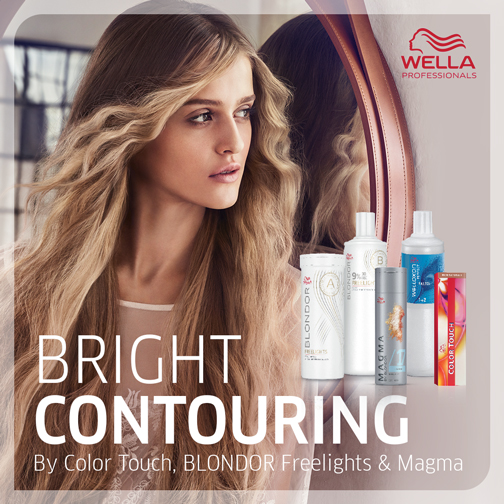 Bright Contouring with Color Touch