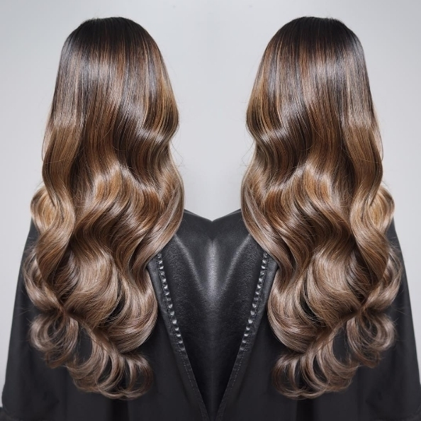 The most amazing glossy locks estherxclaire