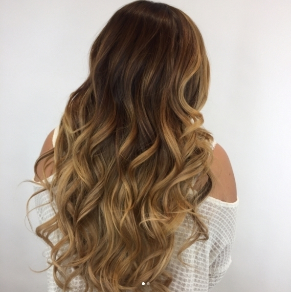 Weve got major hair envy over this incredible ombre andhellip
