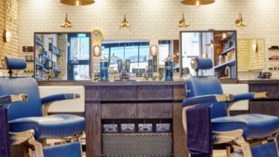 Barber Design Of The Month: Ruffians