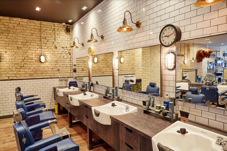 Ruffians Barber Sinks
