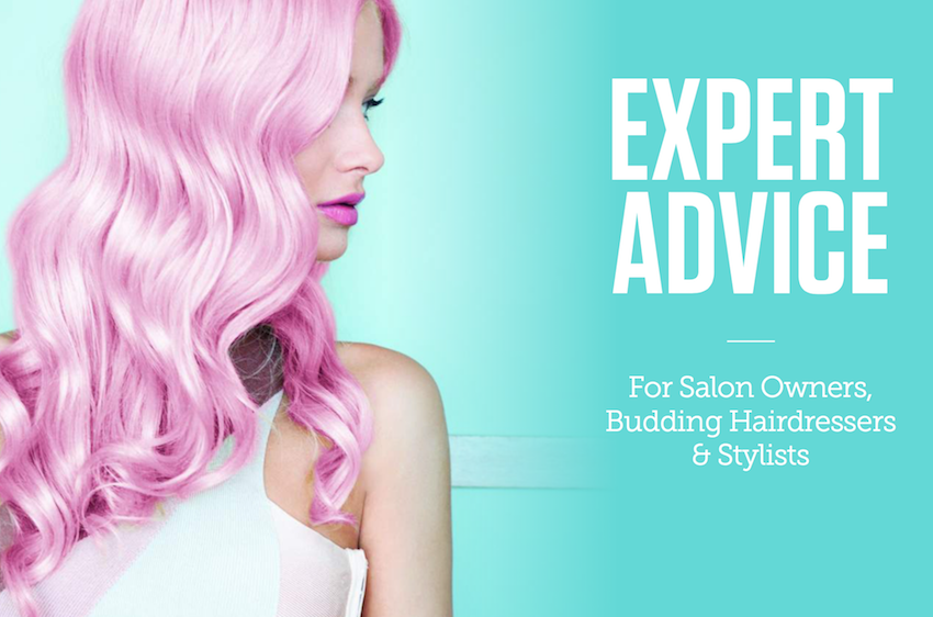 FREE eBook! – Expert Advice For Salon Owners, Budding Hairdressers & Stylists
