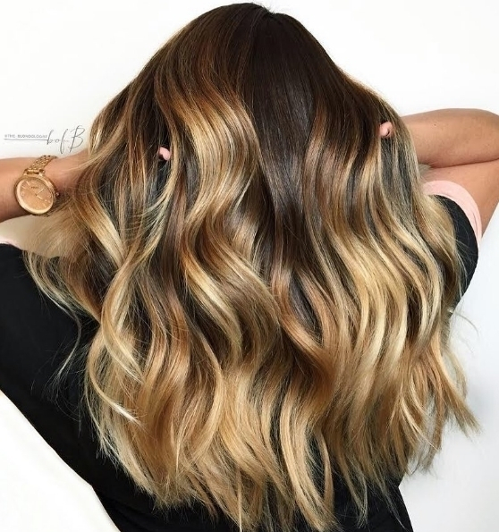 Weve got major hair envy over this incredible balayage byhellip