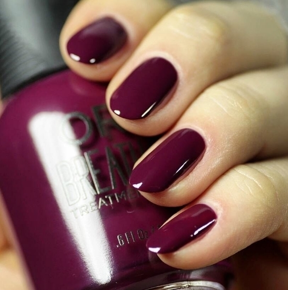 antiiecosmetics wearing orlynails The Antidote How stunning is this colour?