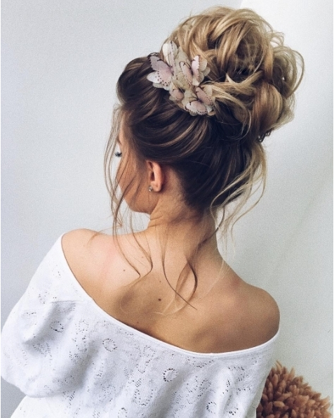 Effortless up do goals xeniastylist