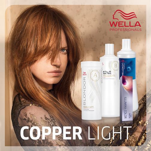 Get The Look – Copper Light