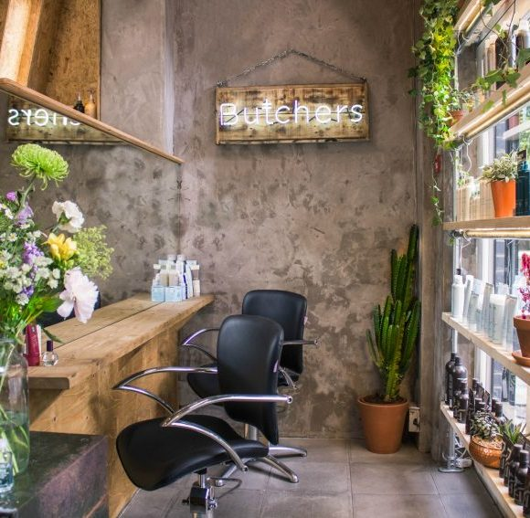 Salon Design of the Month: Butchers