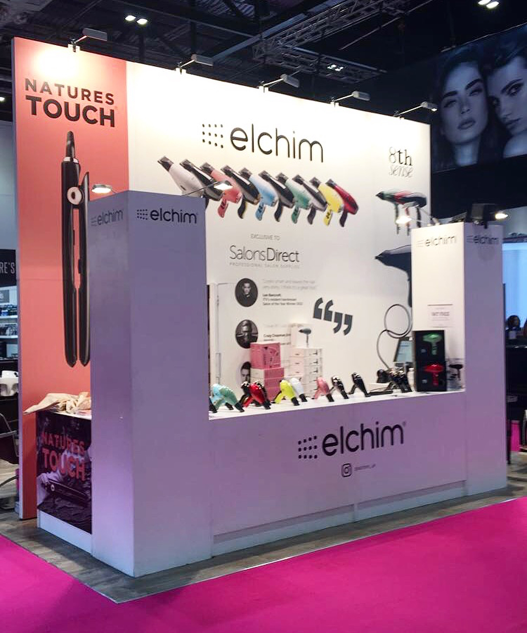 What an amazing weekend at Salon International! Thank you tohellip