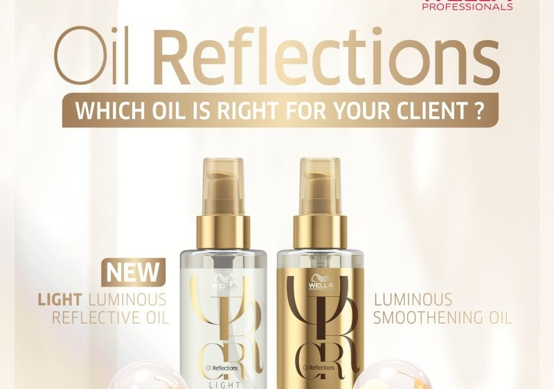 Discover The Oil Reflections Collection