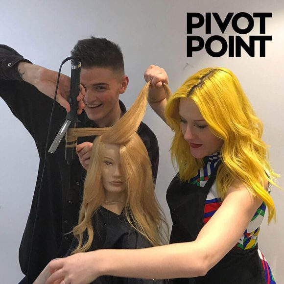 Why Sophia Hilton Of 'Not Another Salon' Loves Pivot Point Training Heads